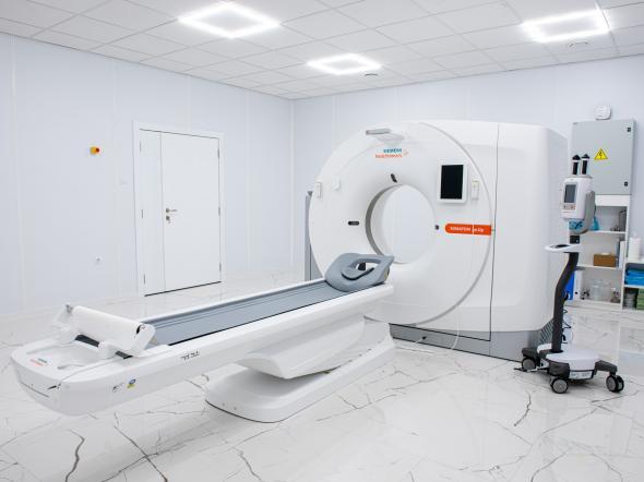 Какво представлява Компютърният томограф